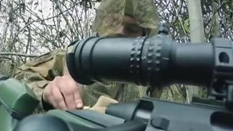 всу, армия украины, днр, боевики, террористы, россия, снайпер, ликвидировали, оос, донбасс