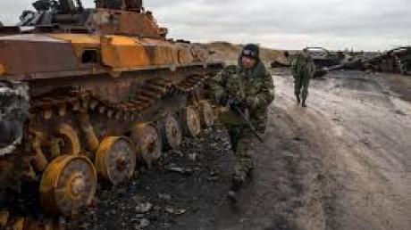 В Дебальцево обнаружены тела 76 военных, - МЧС ДНР