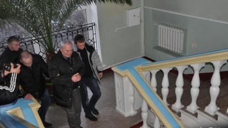 В Крыму экс-мэра Керчи арестовали до апреля