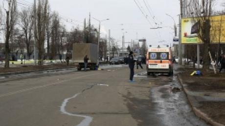 Генпрокуратура: рассматриваются две версии взрыва в Харькове