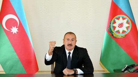 """Алиев объявил Отечественную войну за Карабах: """"Мы создали новую реальность, и каждый с ней должен считаться"""""""