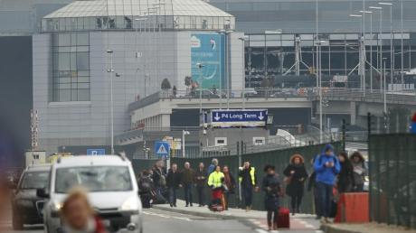 ИГИЛ, терроризм, взрывы, Брюссель, Бельгия