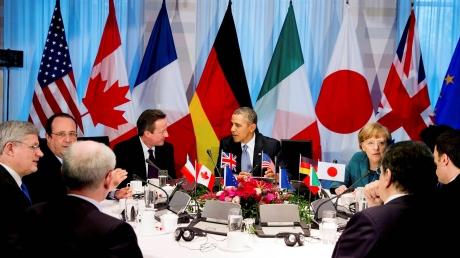 В Германии заявили, что возвращение РФ в G8 исключено