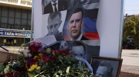 """Смертельный подрыв Захарченко в """"Сепаре"""": стали известны новые детали громкого убийства в Донецке - кадры"""