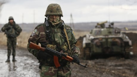 Стали известны подробности неудачной попытки штурма боевиков на луганском направлении