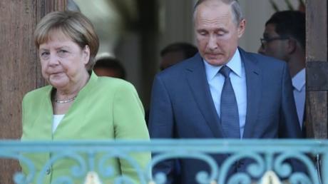 У Путина на ультиматум Меркель по делу Навального ответили угрозой Германии