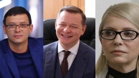 декларации кандидатов, Тимошенко, Ляшко, Мураев, рейтинг, выборы, новости, Украина