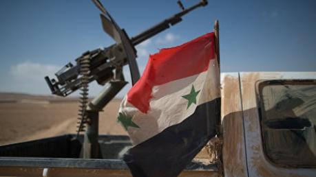 Военный конфликт в Сирии. Хроника событий 17.03.2016