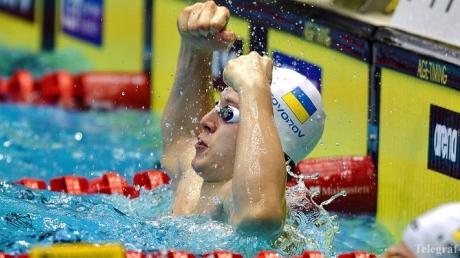 Спортсмен Говоров произвел фурор во Франции: украинский пловец стал обладателем золотой медали Открытого чемпионата