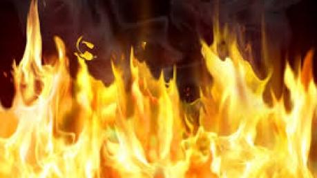 В России в страшном пожаре заживо сгорели 7 человек – первые жуткие кадры с места трагедии