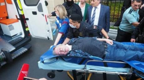 Находившийся в тяжелом состоянии Михаил Ефремов внезапно исчез из больницы