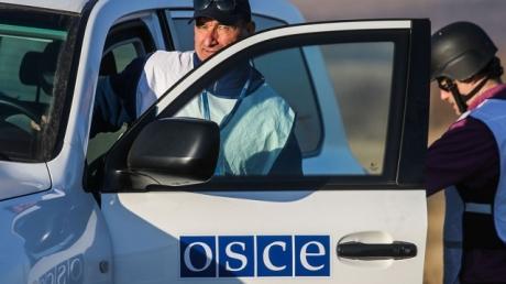 ОБСЕ: террористы нарушили минские соглашения