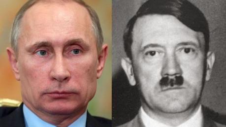 Путин, Россия, политика, Украина, Шахтер
