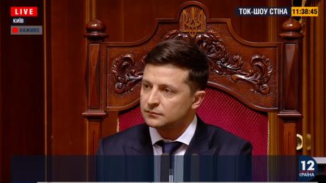 На присяге Зеленский обратился к украинцам в Крыму и на Донбассе - Москва будет в бешенстве