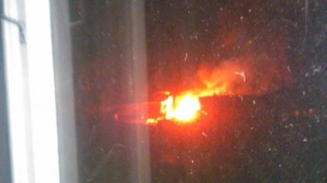 В центре Славянска прогремел мощный взрыв