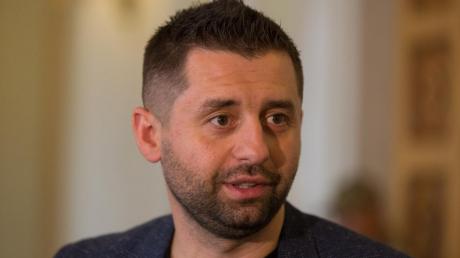 """Арахамия прояснил свою позицию с водой в Крым: """"Это будет для меня наукой"""""""