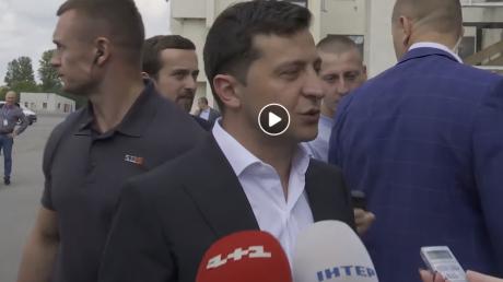 Украина, политика, зеленский, богдан, сми, видео, журналисты