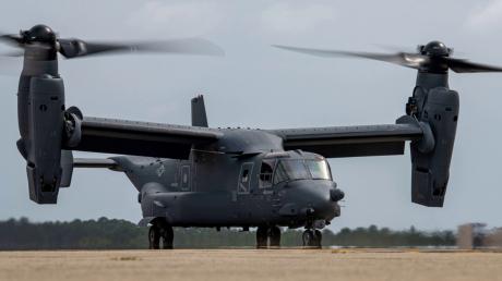 """НАТО отправил """"гибриды"""" Bell V-22 в Украину накануне """"Кавказ-2020"""" - Москве послан сигнал"""