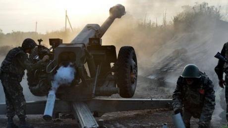 Обострение на луганском направлении: оккупанты озверело атакуют силы АТО, боевики пытаются прорваться в районе Бахмутской трассы