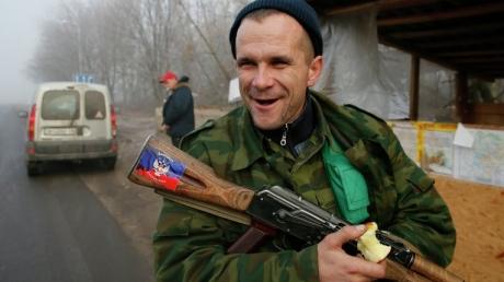 Волонтеры совместно с ГУ Нацполиции в Донецкой области создали базу, куда вошли все представители руководства ДНР
