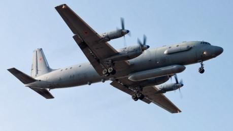 Военные самолеты-разведчики России вновь летали над Балтийским морем, силы НАТО подняты на перехват