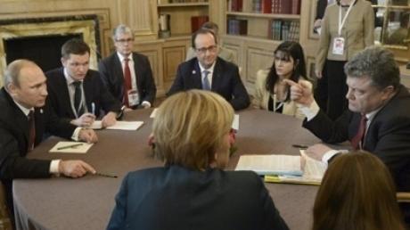 На переговорах в Минске согласованы почти все вопросы, кроме контроля над границей