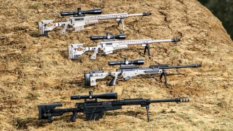 ИноСМИ: Боевики и РФ используют на Донбассе снайперские винтовки из Британии