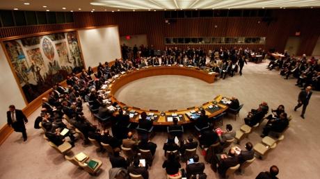 Совбез ООН проведет заседание по ситуации в Украине. Прямая видео-трансляция 17.02.2015