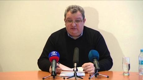 Мэр Донецка угрожает наступлением и захватом новых городов
