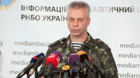 В случае, если Россия применит авиацию – мы жестоко ответим и отобьем Донбасс, а РФ ждет полная изоляция – спикер АТО Лысенко