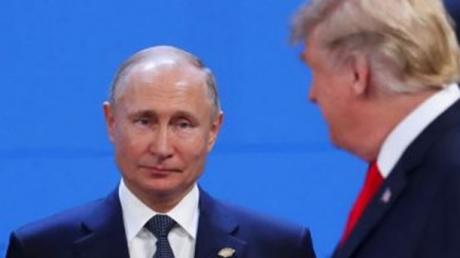 """Трамп Путину: """"Верните моряков в Украину, отдайте Украине захваченные корабли, тогда и поговорим. Точка"""""""
