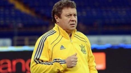 Тренеров сборной Украины по футболу призвали на службу в ВСУ