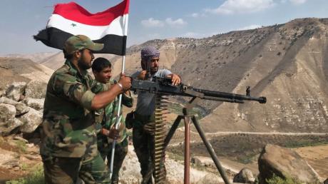 Армия Асада пошла в контрнаступление и взяла под контроль несколько населенных пунктов в Идлибе, детали