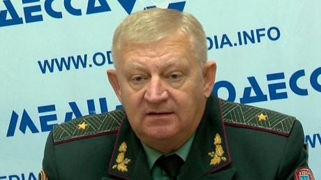 Генерал Розмазнин: в Донбассе есть две горячие точки, остальная линия разграничения молчит