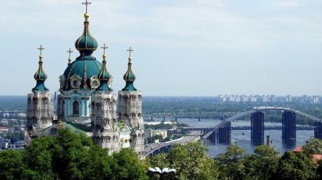 Украина, Киев, Церковь, Андреевская, Передача, ЮНЕСКО, Луценко, Зоря, Полиция.
