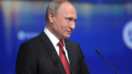 """""""Мы накопили столько ядерного оружия, что это тоже стало угрозой для всего мира"""", - Путин настойчиво порекомендовал Вашингтону подружиться с Россией"""