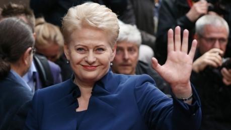 Грибаускайте: Украина всегда была и будет частью Европы - Литва на вашей стороне