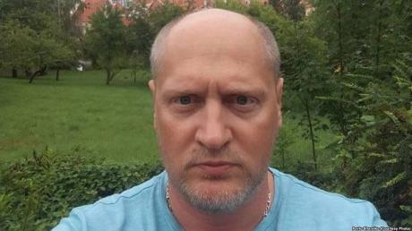 """Украинца Шаройко считают """"шпионом"""": в Беларуси официально выдвинули окончательное обвинение украинскому журналисту"""