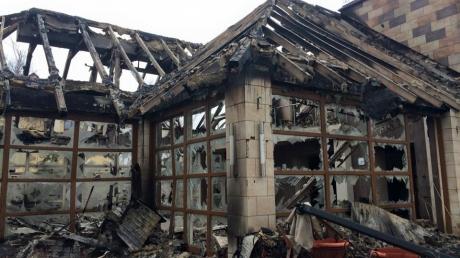 Жительница Донбасса получит от Киева компенсацию за уничтоженный террористами дом в Песках