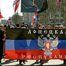В окрестностях Славянска идут бои