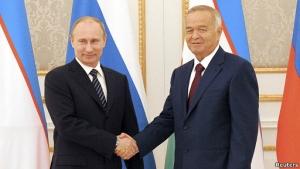 путин, узбекистан, торговля, экономика