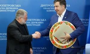 Украина, политика, общество, Саакашвили, возвращение Саакашвили в Украину, Коломойский, встреча в Женеве