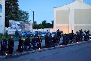 РПЦ МП во Львовской области, похороны бойца АТО, гражданский конфликт в Жоркве