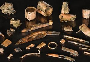Германия, археология, общество, происшествие, оружие, бронзовый век, Крюгер