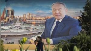 нурсултан назарбаев, политика, аннексия, общество, казахстан, россия, путин