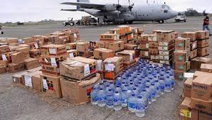 АТО, восток, гуманитарка, Донбасс, грузы помощь
