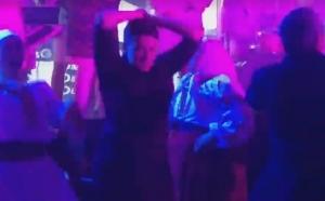 """Савченко, """"пьяная"""", танцы на юбилее Гордона, политика, общество, видео, интернет, кадры"""
