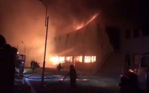 белая церковь, пожар, происшествия, гсчс