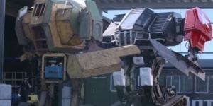 """робот, IronGlorу, EaglePrime, битва роботов, """"человеческие"""" роботы"""