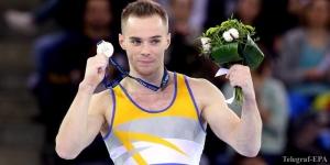 спорт, украина, гимнастика, франция, медали